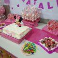 Mesa dulce de Minnie!